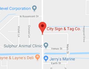 Custom Engraving Service in Calcasieu Parish, LA | Tyvek Tags